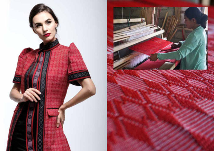Business Mirror features Kandama Weave