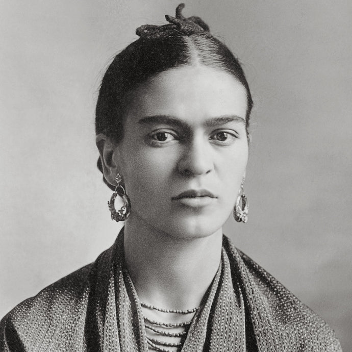 How Frida Kahlo Used Flowers to Express Her Identity