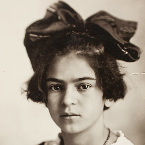 Frida Kahlo, June 15, 1919