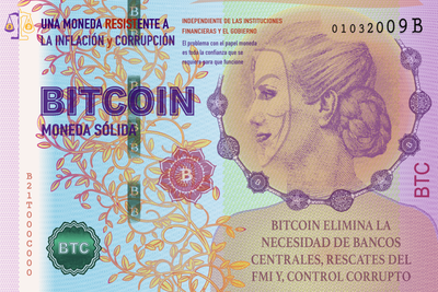 Currency of Resistance - Bitcoin for Argentina