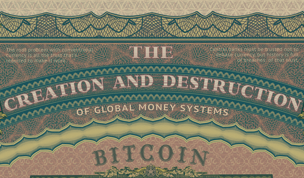 The Creation and Destruction of Global Money Systems