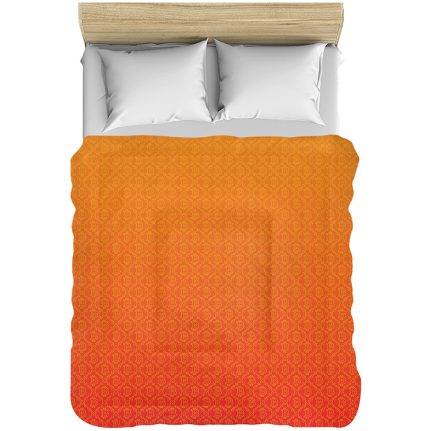 Bitcoin Burst Comforter (Limited)