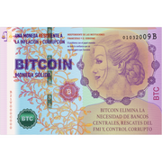 Bitcoin for Argentina Espanol [Fine Art Prints]
