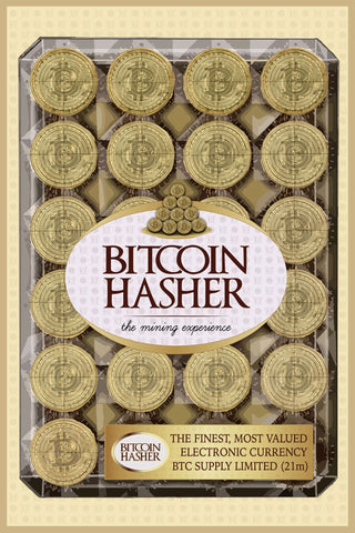 Bitcoin Hasher [Canvas]
