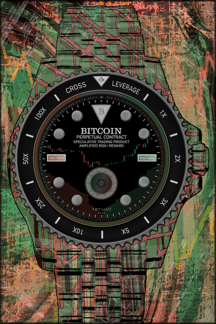 Bitcoin Perpetual Collector's Edition
