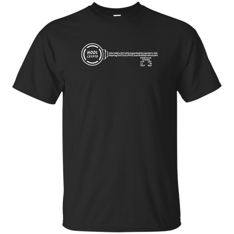 Private Key [Cotton Tee]