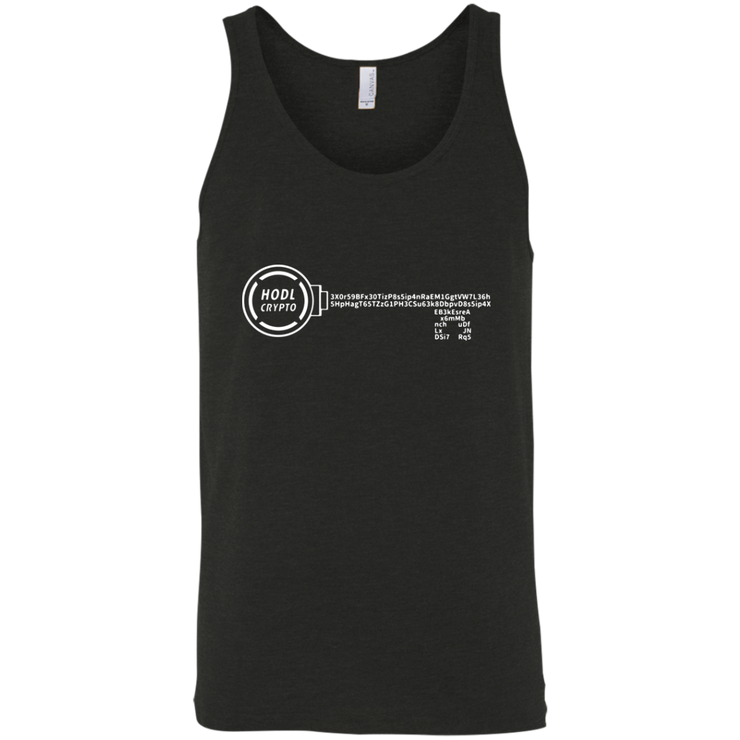 Private Key [Unisex Tank]