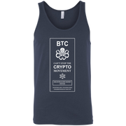Can't stop the BTC hydra [Unisex Tank]