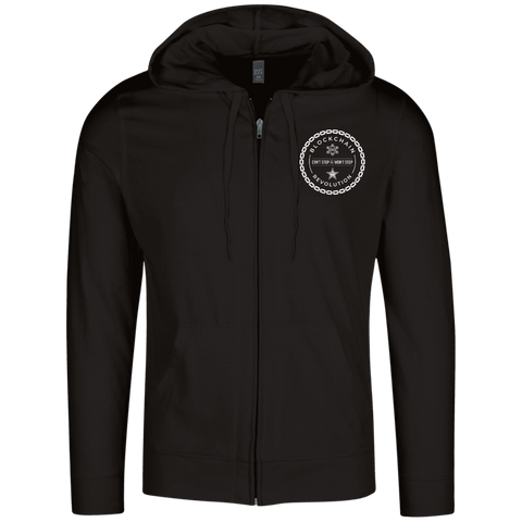 Blockchain Revolution [Full Zip Hoodie]