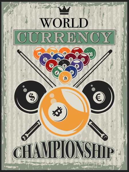 World Currency Championship [Canvas]