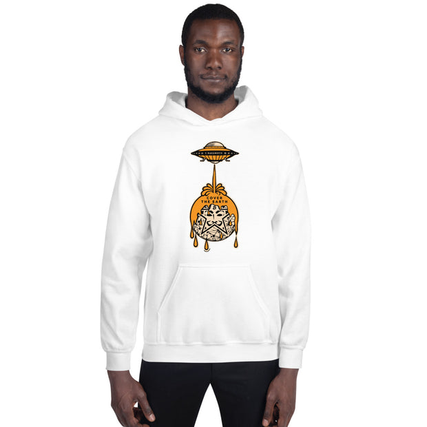 Cover the Earth Hoodie