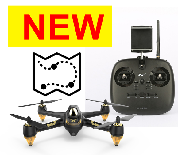 H501A X4 Air Pro with HT011A Set-Waypoint GPS HD Camera Drone