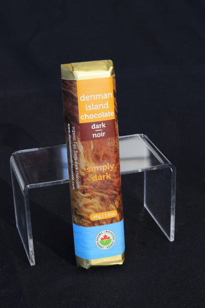 Denman Island Chocolate – Simply Dark