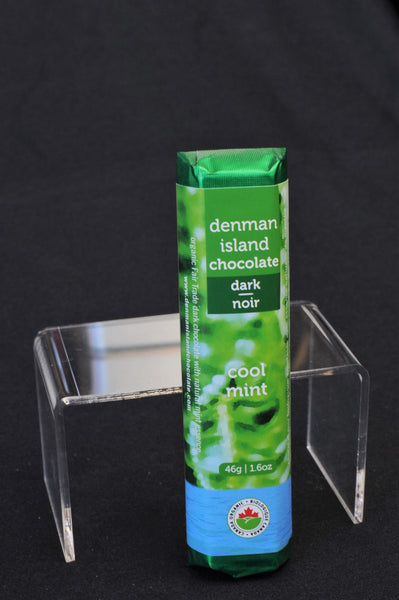 Denman Island Chocolate – Cool mint