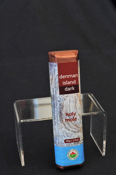 Denman Island Chocolate – Holy Mole