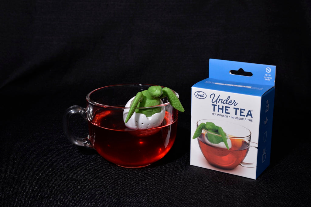 Tea Infuser - Under the Tea Turtle