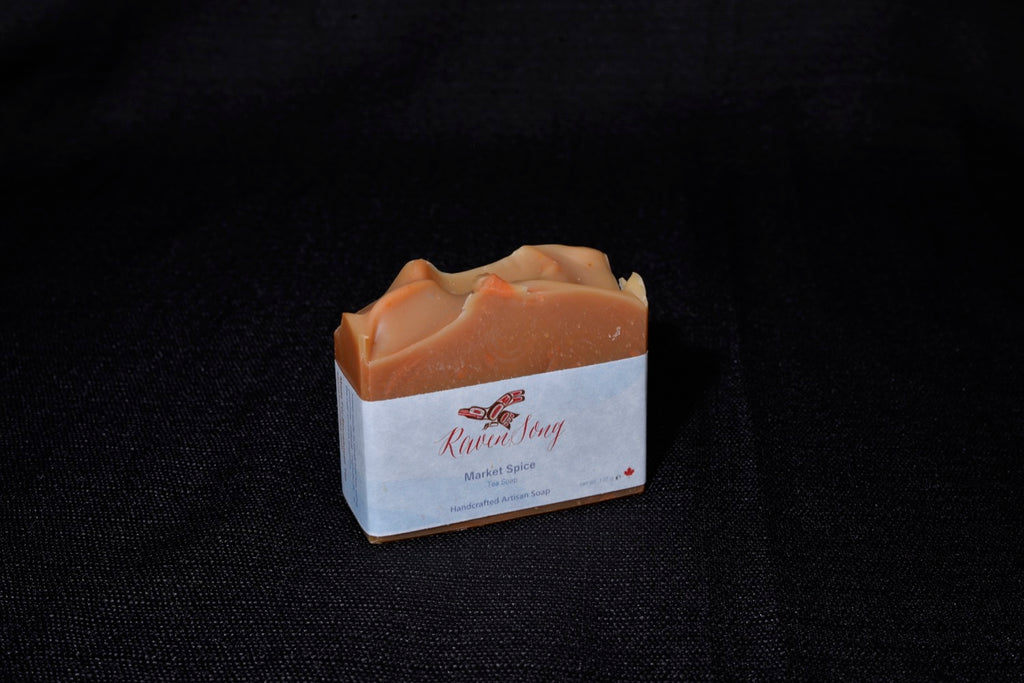 Market Spice Tea Soap