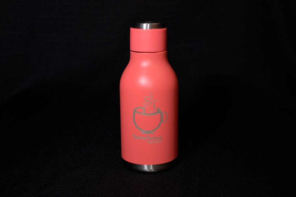 Stonehouse Water Bottle - peach