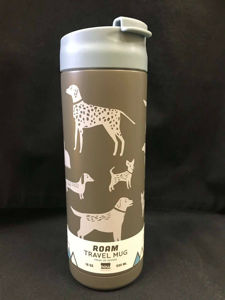 Roam Travel Mug - Dogs