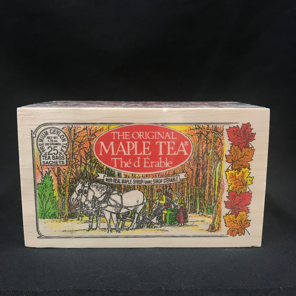 Specialty Tea Bags - Maple Tea