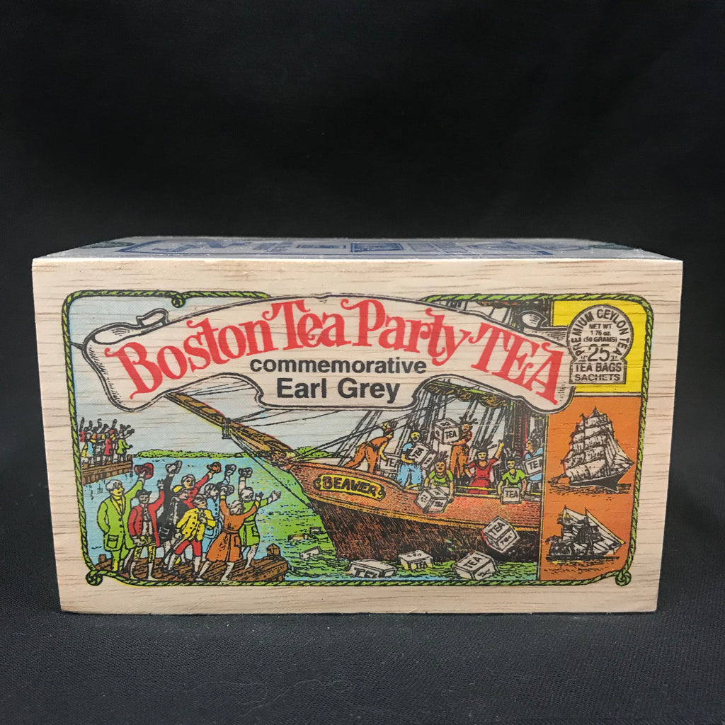 Specialty Tea Bags - Boston Tea Party