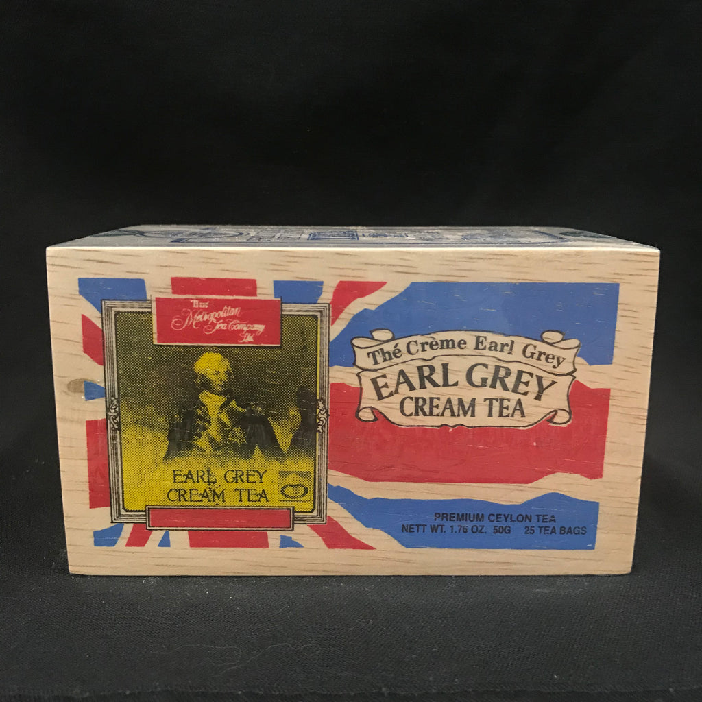 Specialty Tea Bags - Creme Earl Grey Tea