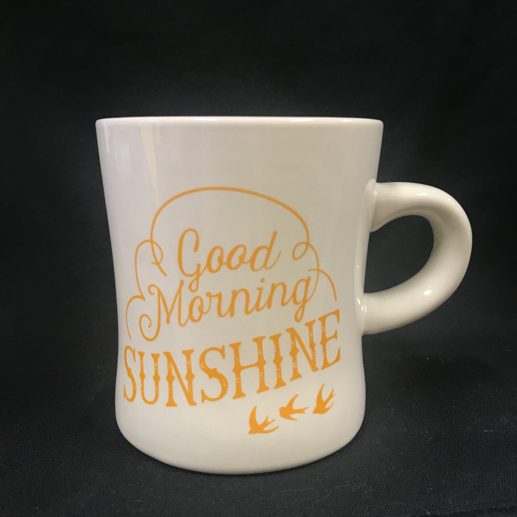 Diner Mug - Good Morning Sunshine