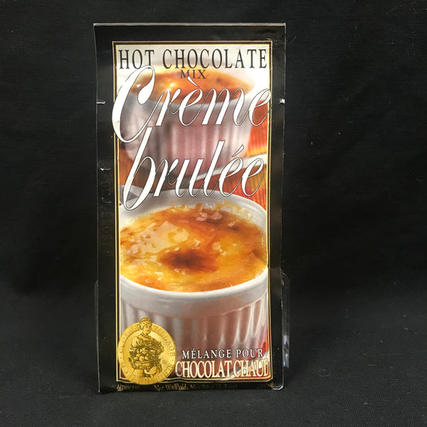 Hot Chocolate - Creme Brulee