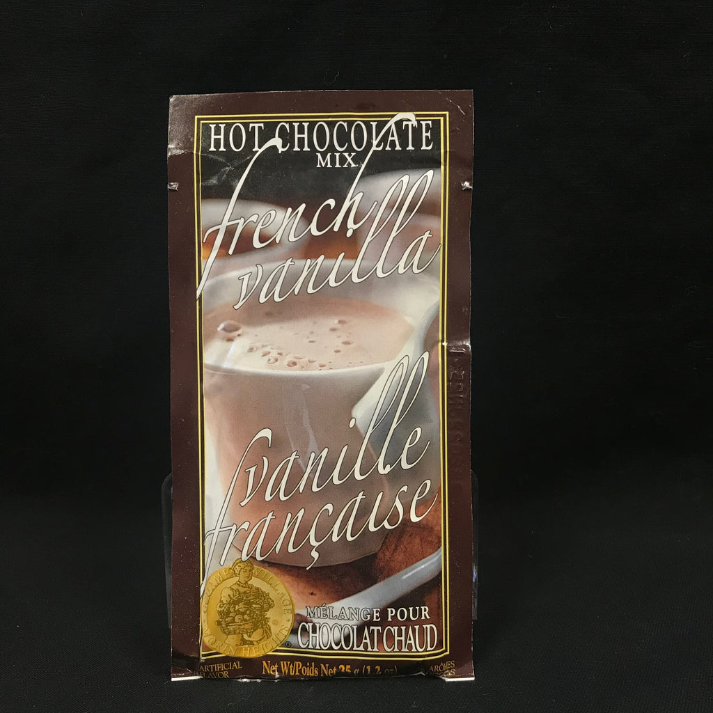 Hot Chocolate - French Vanilla