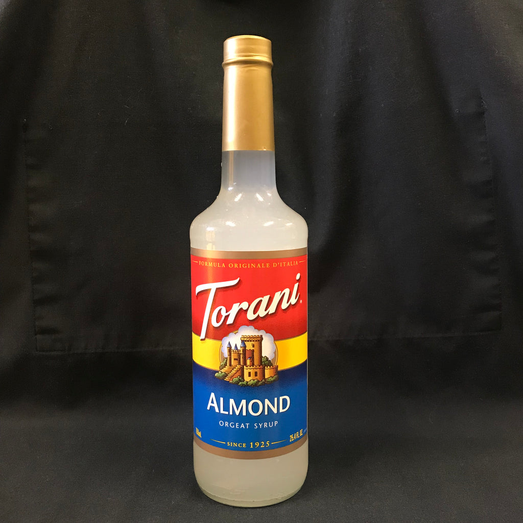 Almond Syrup