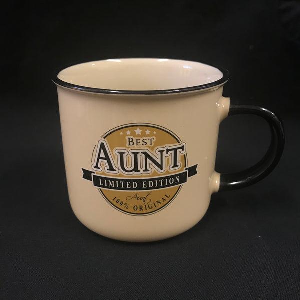 Best Aunt - limited edition