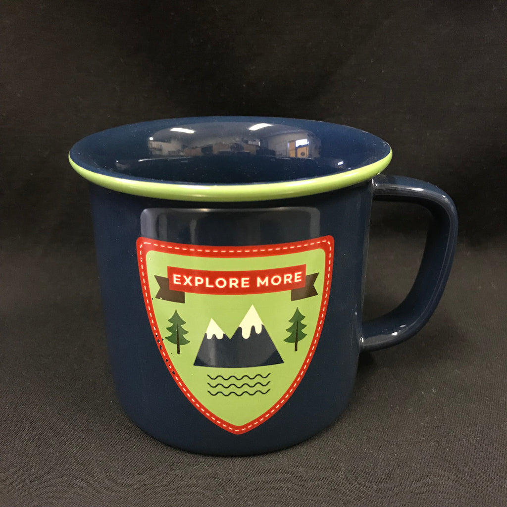 Camper Mug - Explore More