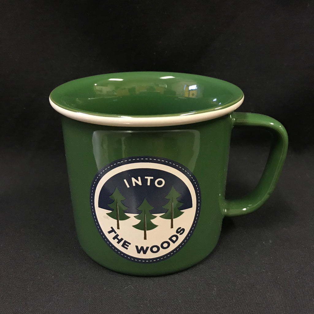 Camper Mug - Into The Woods