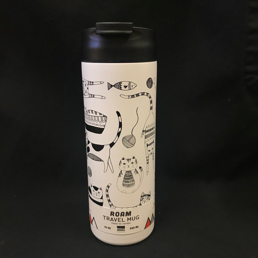 Roam Travel Mug - Cats