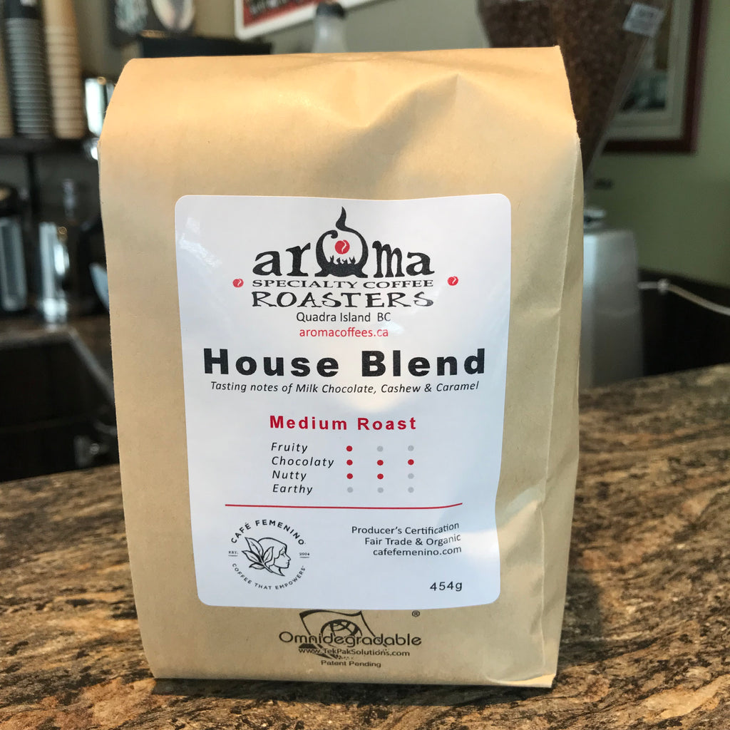 Coffee Beans - House Blend