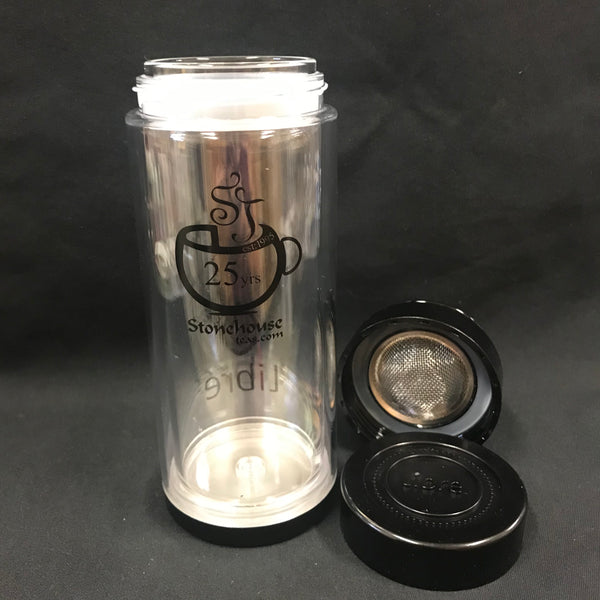 Libre - travel tea infuser - 25th Anniversary limited edition 14.3 oz