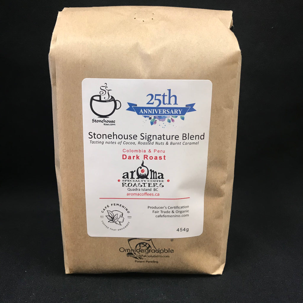 Coffee Beans - 25th Anniversary Blend dark roast