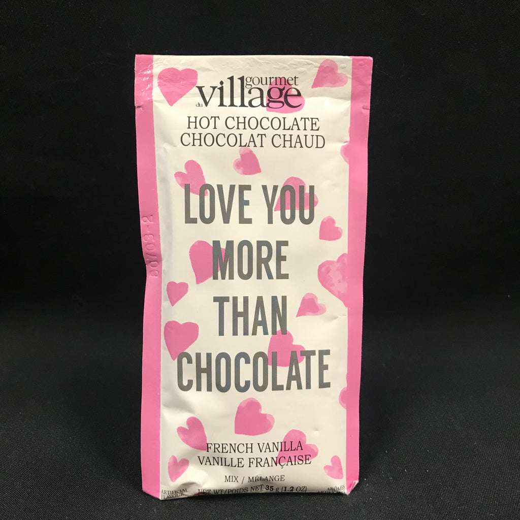 Hot Chocolate - Love you More than Chocolate