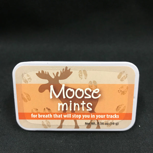 Candy Tin - Moose Mints