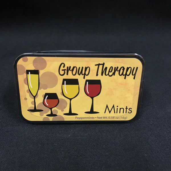 Candy Tin - Mints Group Therapy