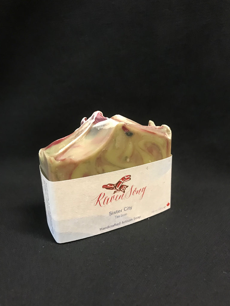 Sister City Tea Soap