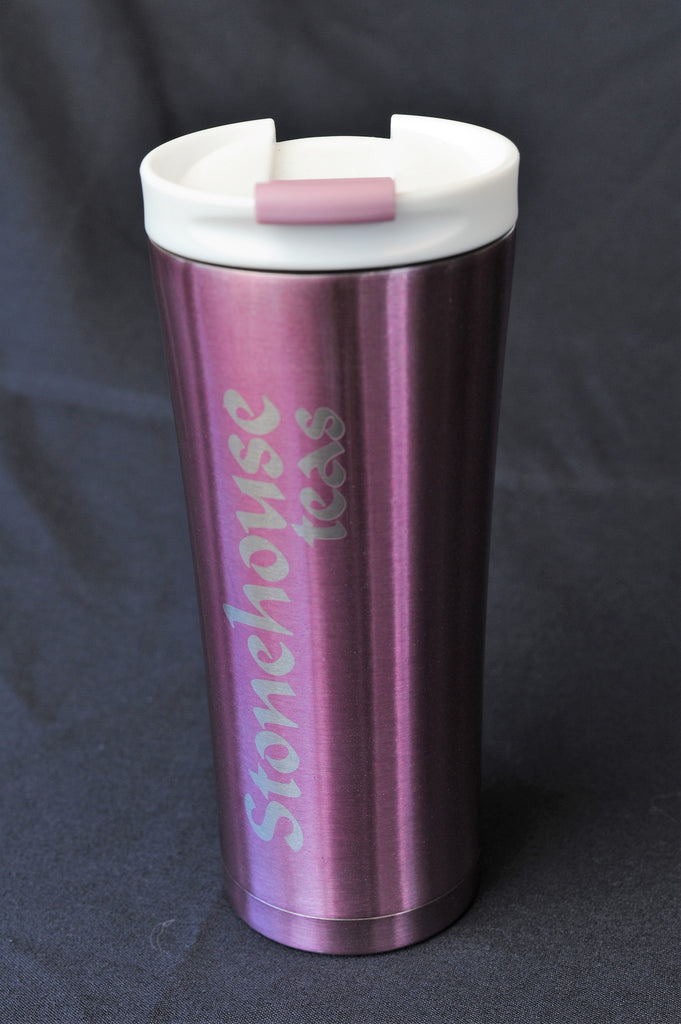 Stonehouse Travel Mug - pink