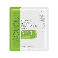 Nanowhite Double Action Brightening Mask 22ml