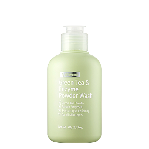 By Wishtrend Green Tea & Enzyme Powder Wash 70g