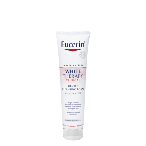 Eucerin White Therapy Clinical Gentle Cleansing Foam 150ml