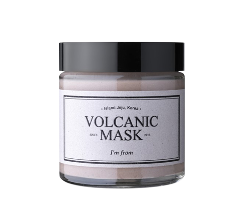 I'm From Volcanic Clay Mask 110g