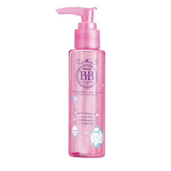 Mistine Bb Facial Cleansing Gel 100ml