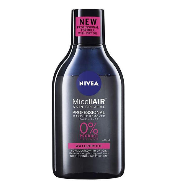 NIVEA MicellAIR® Skin Breathe Professional Make Up Remover 200ml