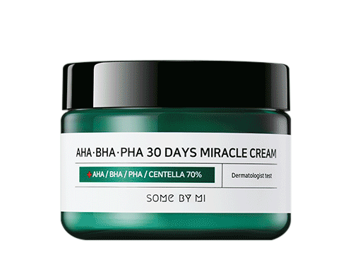 Some By Mi AHA BHA PHA 30 Days Miracle Cream 50g