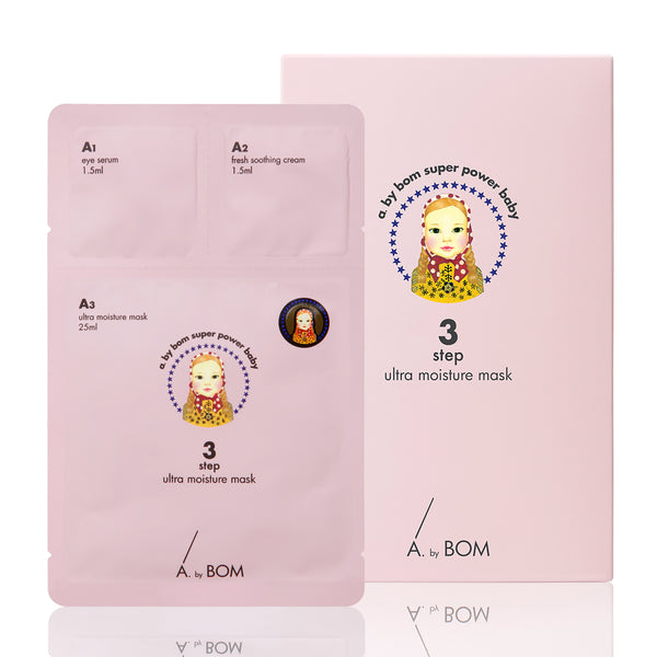 A. by Bom Ultra Moisture Mask 28ml (10 sheets)